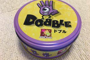『ドブル』パッケージ缶