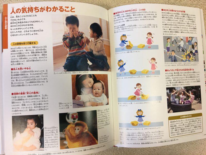 『小学館の図鑑NEO 人間・いのちの歴史』人の気持ちがわかること